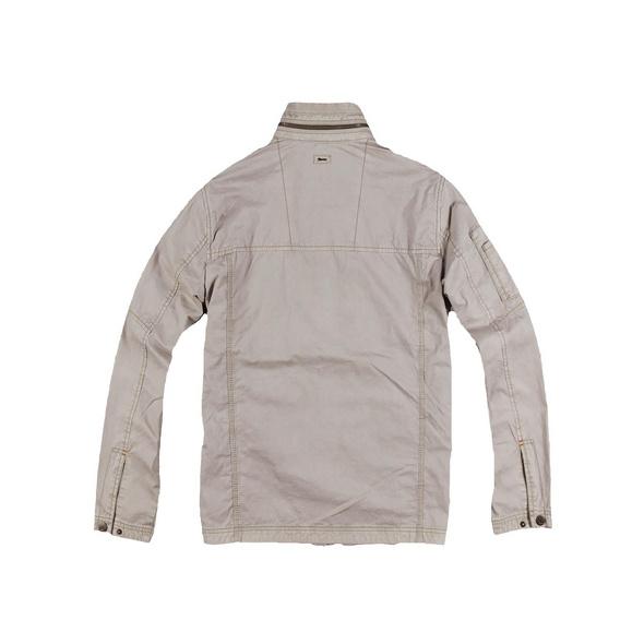 Sportive Baumwoll-Jacke