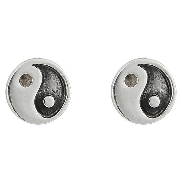 Ohrstecker - Yin and Yang