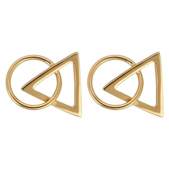 Ohrstecker - Gold Symbol