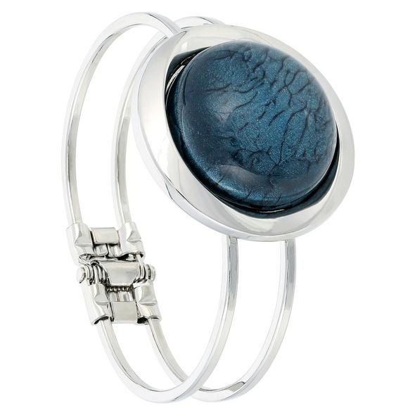 Armband - Marbled Blue Center