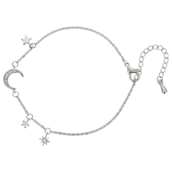 Armband - Silver Moon