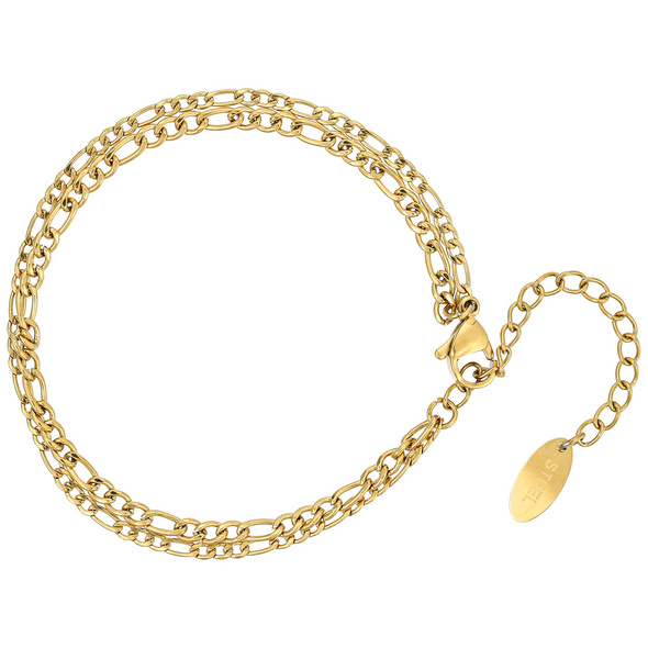 Armband - Doubled Gold