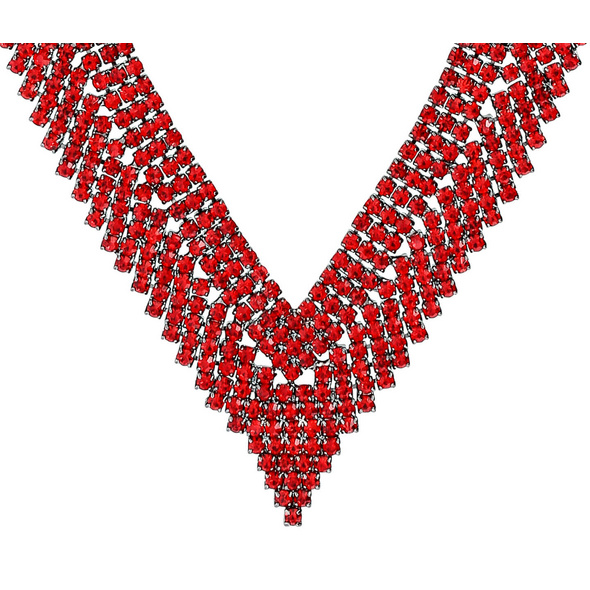 Kette - Sparkling Red