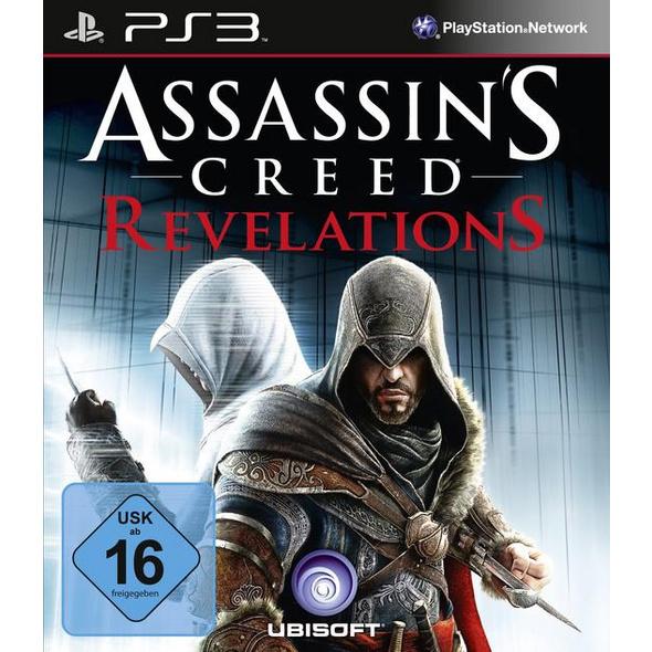 Ubisoft PS3 Assassins Creed Revelations