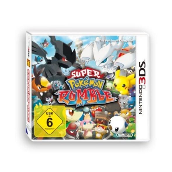Nintendo Super Pokemon Rumble