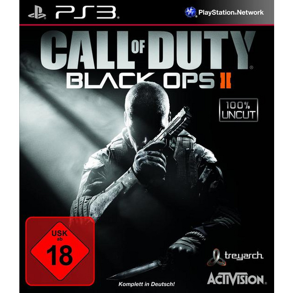 Activision Call of Duty: Black Ops II