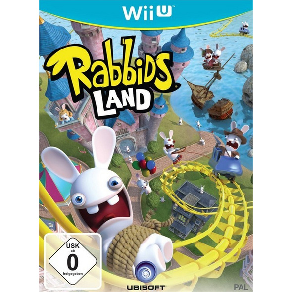 Ubisoft Rabbids Land