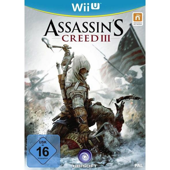 Ubisoft Assassin's Creed 3