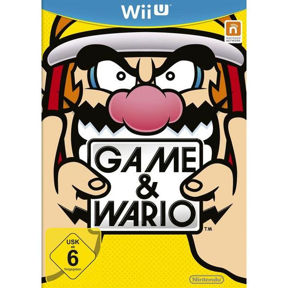 Nintendo Game and Wario