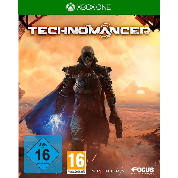 Focus Home Interactive Technomancer