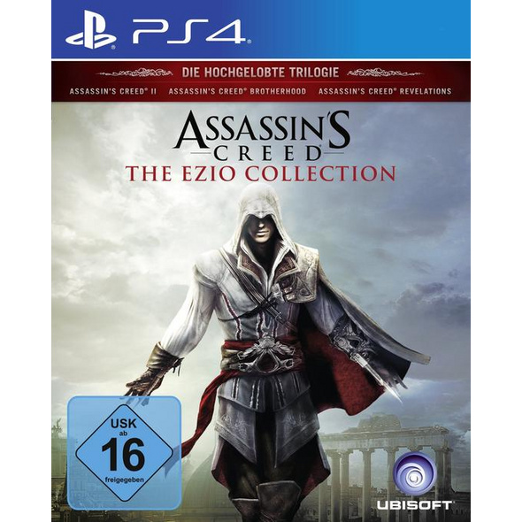 Assassins Creed - Ezio Collection