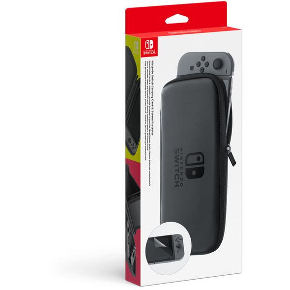 Nintendo Nintendo Switch Tasche & Schutzfolie