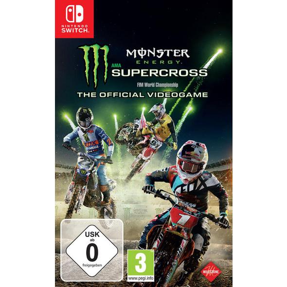 Big Ben Monster Energy Supercross - The Official Videogame