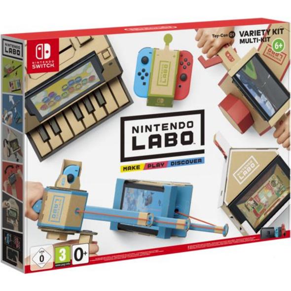 Nintendo Nintendo Labo Multi-Set (Toy-Con 01)
