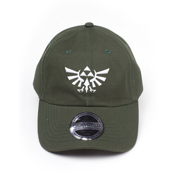 The Legend of Zelda - Cappy Triforce Logo