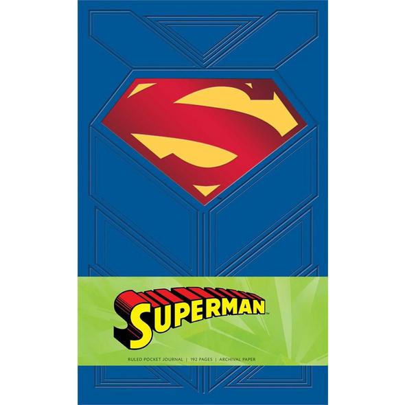 Superman - Notizbuch