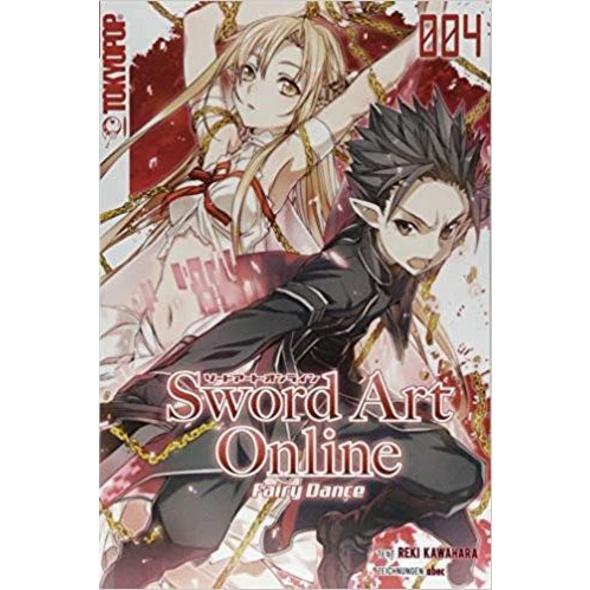 Sword Art Online - Buch Novel 4
