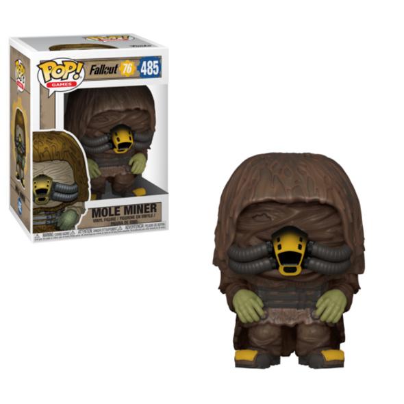 Fallout 76 - POP!-Vinyl Figur Mole Miner