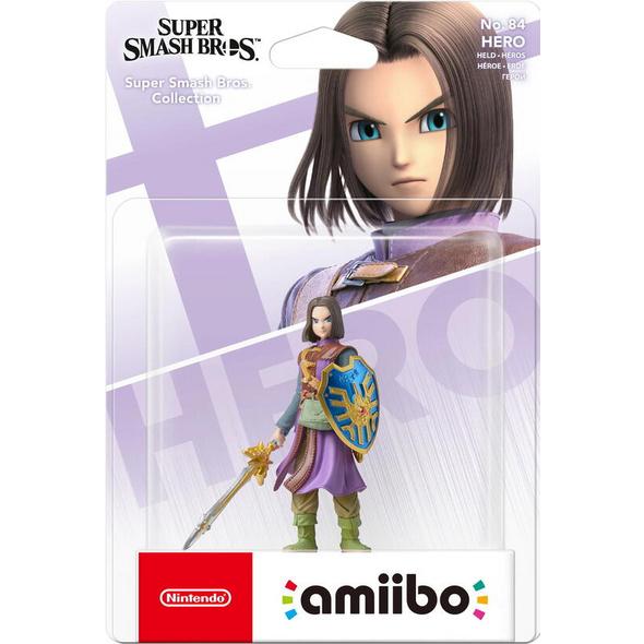 amiibo Figur Super Smash Bros. Hero