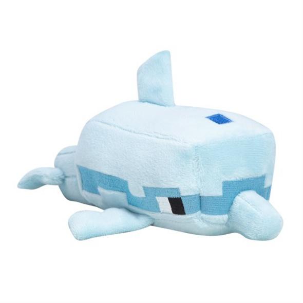 Minecraft - Plüschfigur Delfine