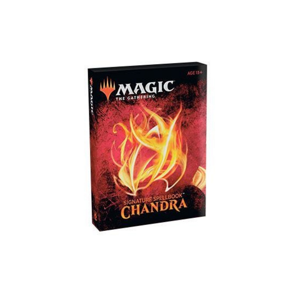 Magic the Gathering: Chandra (Eng)