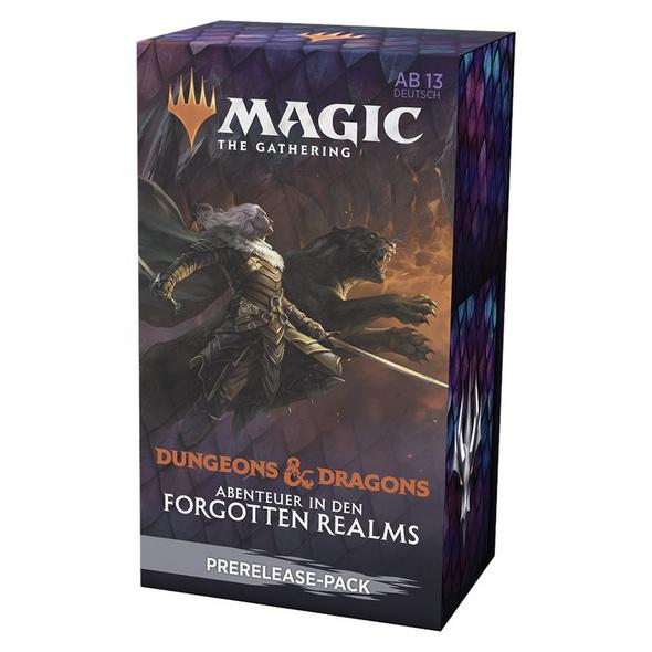 Magic the Gathering: Dungeons & Dragons - Abenteuer in den Forgotten Realms Aura des Mutes CD