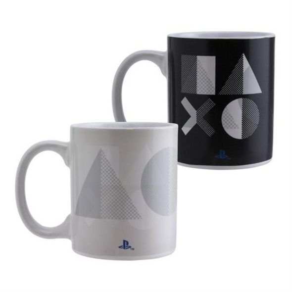 PlayStation - Tasse Icons (Thermoeffekt)