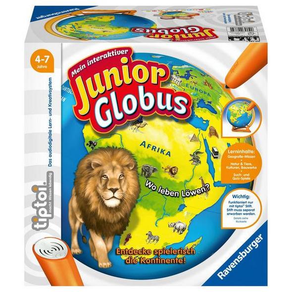 Ravensburger tiptoi® Junior Globus