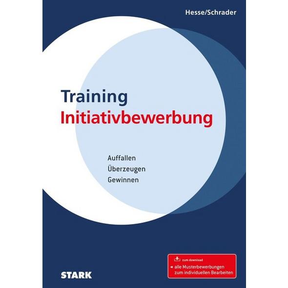 STARK Training Initiativbewerbung