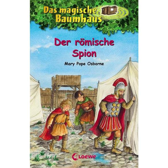 Das magische Baumhaus (Band 56) - Der römische Spion