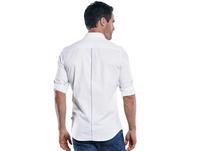 Comfort Stretch Hemd mit Print