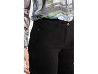 Hose Tara, Steppung, weites Bein, 5-Pocket-Form