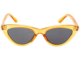 Brille - Orange Sunshine