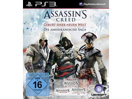 Ubisoft Assassin's Creed Geburt einer neuen Welt