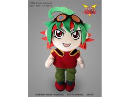 Yu-Gi-Oh! - Plüschfigur Saskaki
