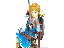 The Legend of Zelda - Breath of the Wild Statue Link