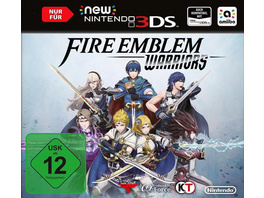 Tecmo Fire Emblem Warriors