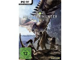 Capcom Monster Hunter World