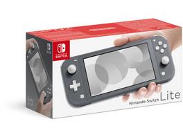 Nintendo Switch Lite Konsole grau