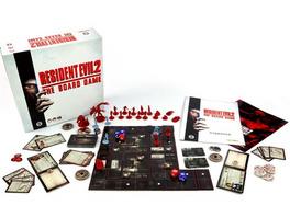 Resident Evil 2 Brettspiel (englische Version)