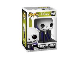Nightmare Before Christmas - POP!-Vinyl Figur Vampir Jack