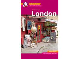 London MM-City Reiseführer Michael Müller Verlag