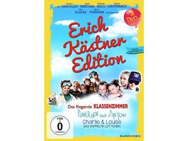 Erich Kästner Edition - Restaurierte Fassung  [3 DVDs]