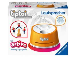 Ravensburger tiptoi 00093, Lautsprecher für ACTIVE Bewegungsspiele