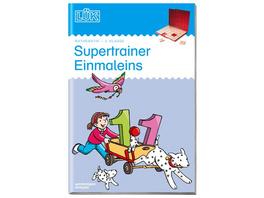 LÜK-Supertrainer Einmaleins