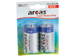 Arcas Mignonbatterien